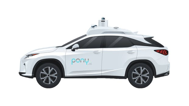 Chinas Waymo: Toyota steckt über 400 Mio. Dollar in Self-Driving-Startup Pony.ai