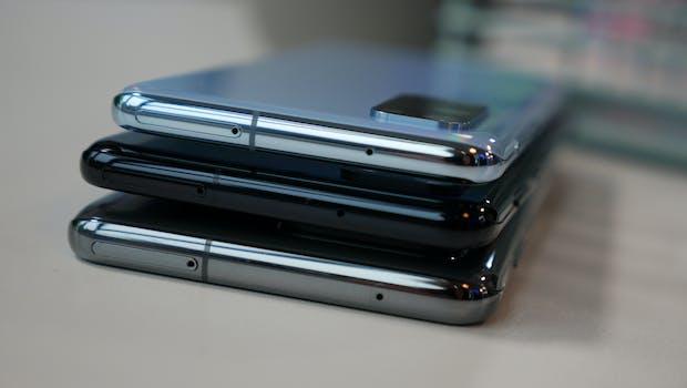 Samsungs Galaxy-S20-Familie. (Foto: t3n)