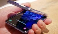 Samsung Galaxy Z Flip: Display robuster als das des Galaxy Fold – aber nicht kratzfest