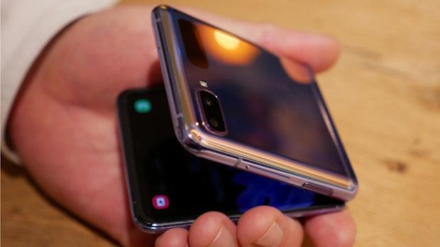 Samsung Galaxy Z Flip im ersten Eindruck: Klappt schon besser