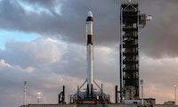 648 Sats: SpaceX nähert sich dem Starlink-Start