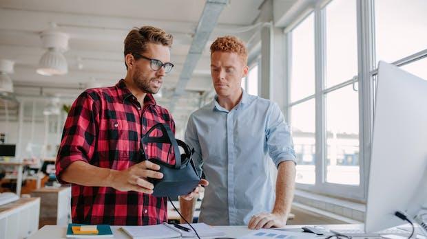 Virtuelle Realitäten: Studie zeigt den Status quo in Unternehmen