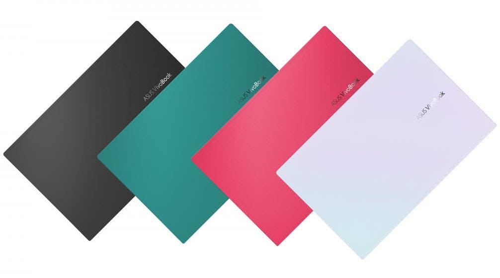 Kräftige Farben und kräftige Leistungswerte: Das ist das neue Vivobook S14 von Asus