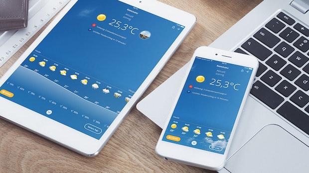 8 nützliche Wetter-Apps für das iPhone