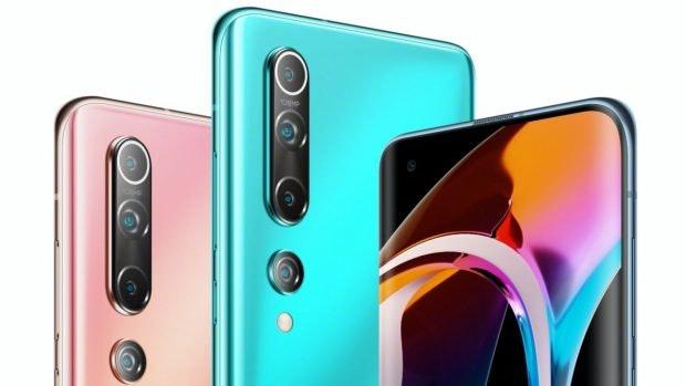 Xiaomi Mi 10. (Bild: Xiaomi)
