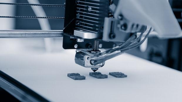 3D-Drucker könnten im Kampf gegen Corona eine wichtige Rolle spielen