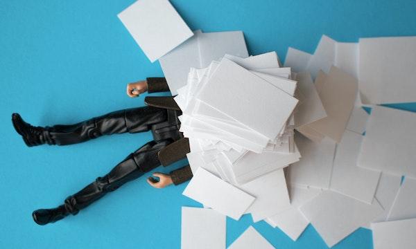 Zeit ist Geld! Spare beides, indem du deine Dokumente im Griff behältst