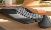 Logitech bringt kabellose Ergo-Tastatur Ergo K860 auf den deutschen Markt