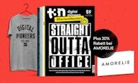 Nie wieder Business as usual: Jetzt t3n Abo mit exklusivem Amorelie-Gutschein sichern!
