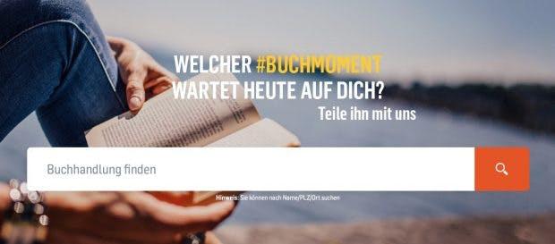 Online-Shop: Buchhandlung finden in der Corona-Krise