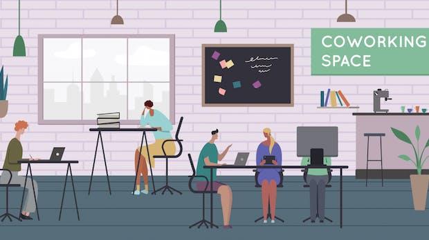 Wie finden digitale Nomaden den perfekten Coworking-Space?