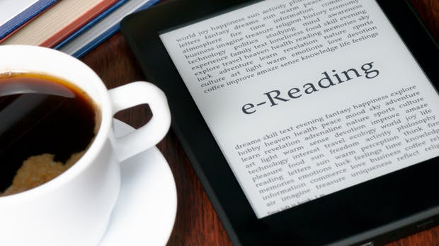 Hell, scharf, groß, teuer, bunt: 10+2 spannende E-Book-Reader im Überblick