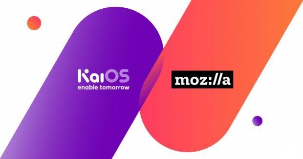 Mozilla steigt bei KaiOS ein. (Bild: KaiOS Technologies)