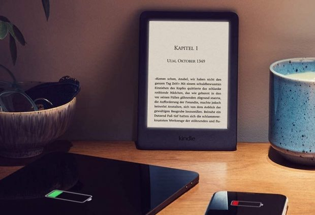 Einsteiger-Kindle von Amazon