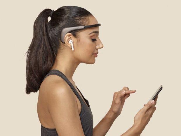 Besser meditieren mit dem Muse-2-Stirnband.