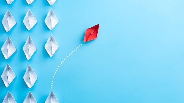 Disruption ist jetzt – wie Unternehmen zur richtigen Idee kommen
