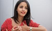 Sawsan Chebli, wie hältst du den ganzen Hass aus?