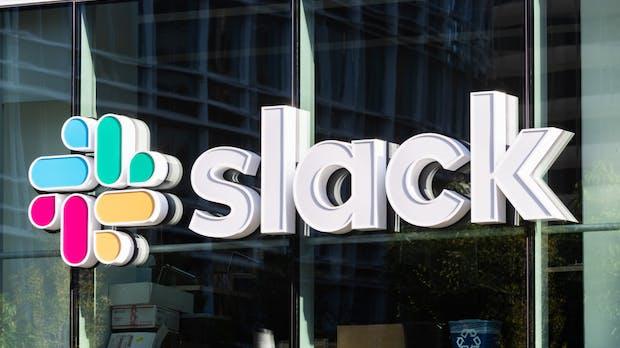 Milliarden-Deal: Salesforce könnte Slack übernehmen