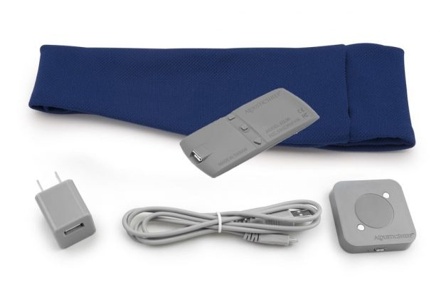 Kopfhörer wie ein Stirnband: Sleepphones