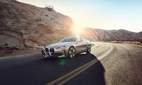 Nahe am Serienmodell: BMW zeigt Premiumstromer Concept i4