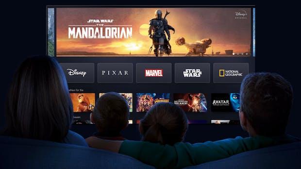Disney Plus ist da: Mit diesen Filmen und Serien geht es in Deutschland los