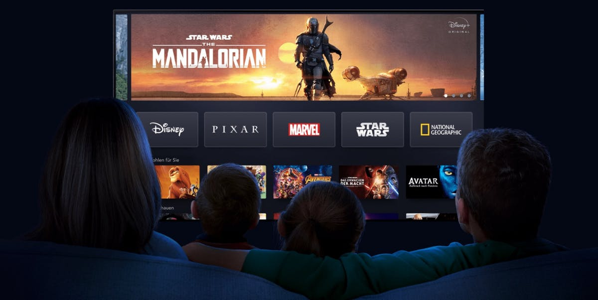 Disney Plus: Mit diesen Filmen und Serien geht es in Deutschland los – diese Plattformen werden unterstützt