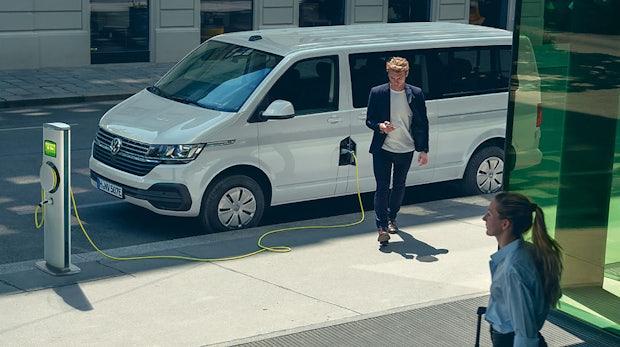 VWs E-Transporter 6.1 ist ab sofort bestellbar