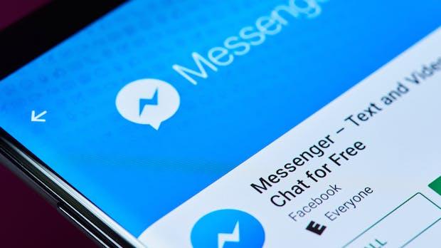 Videotelefonie: Facebook verzeichnet Anstieg um 70 Prozent