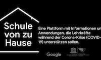 """Unterricht trotz geschlossener Schulen: Google will mit """"Schule von zu Hause"""" helfen"""