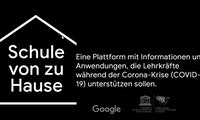 """Coronakrise: Google startet """"Schule von zu Hause"""""""