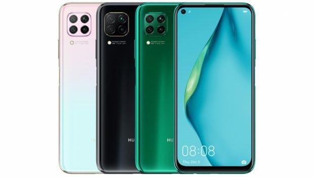 Huawei P40 Lite. (Bild: Huawei)