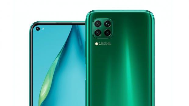 Huawei P40 Lite angekündigt: Kommt mit Quad-Kamera, 40-Watt-Netzteil – ohne Google-Dienste