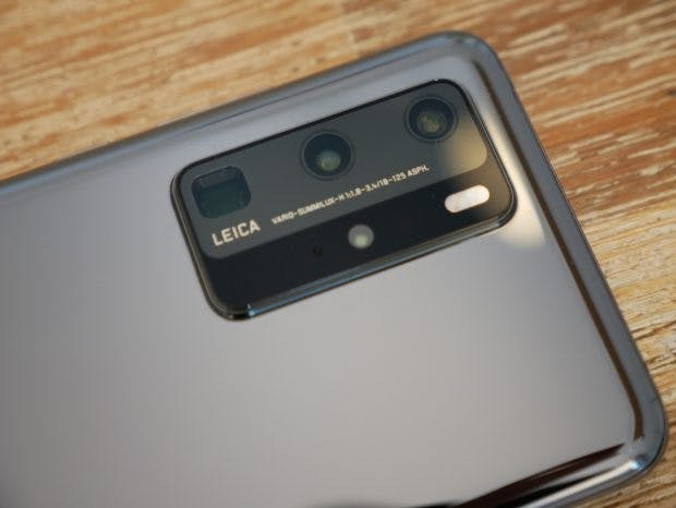 Huawei P40 Pro im Hands-on. (Foto: t3n)