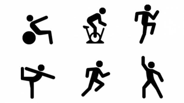 iOS 14 Fitness-App-Icons. (Bild: Macrumors)