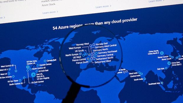 775 Prozent mehr Nachfrage: Wie Microsofts Cloud-Service mit dem Anstieg umgeht