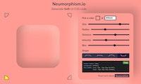 Trend-Tool: Neumorphism.io generiert moderne User-Interfaces mit CSS