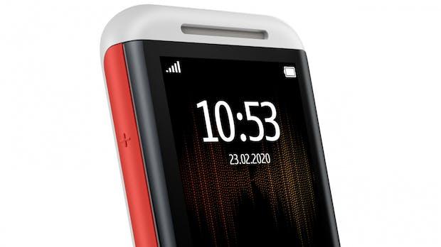 Nokia 5310: Handy-Klassiker neu aufgelegt