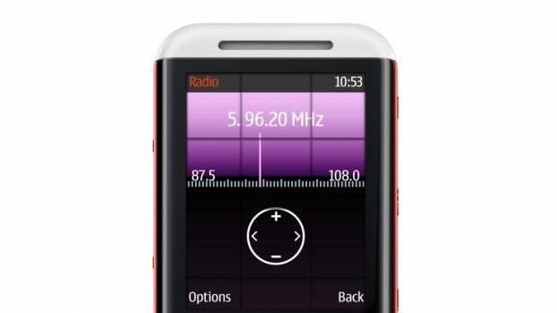Nokia 5310 mit FM-Radio. (Bild: HMD Global)