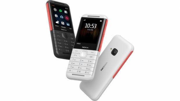 Nokia 5310 (2020). (Bild: HMD Global)