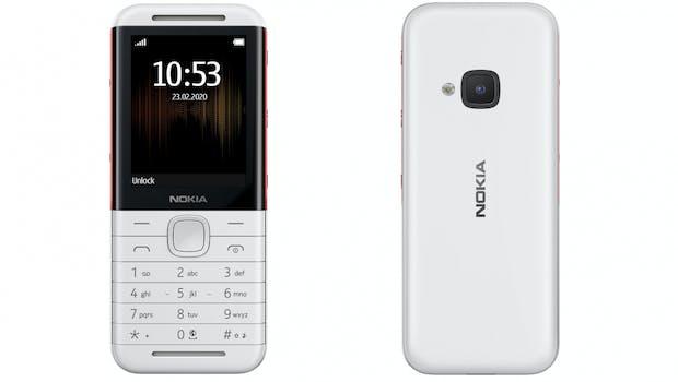 Nokia 5310. (Bild. HMD Global)