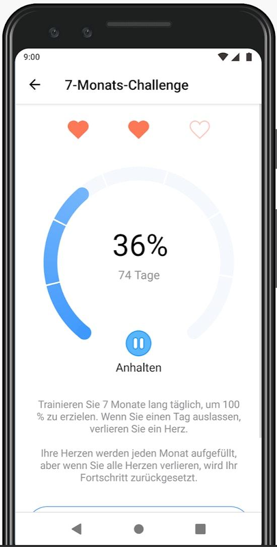 Seven Fitness App