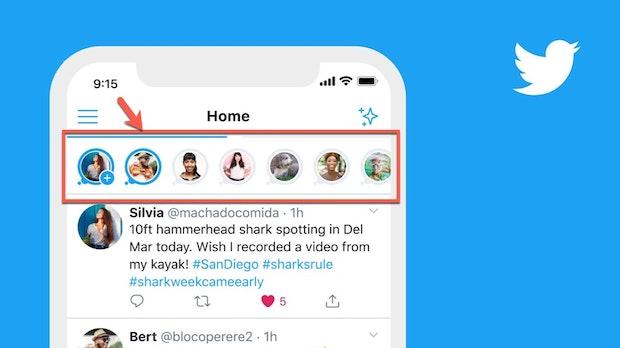 Fleets: Twitter startet mit eigenem Stories-Format