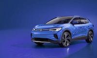 Start noch 2020: VW zeigt vollelektrisches SUV ID 4