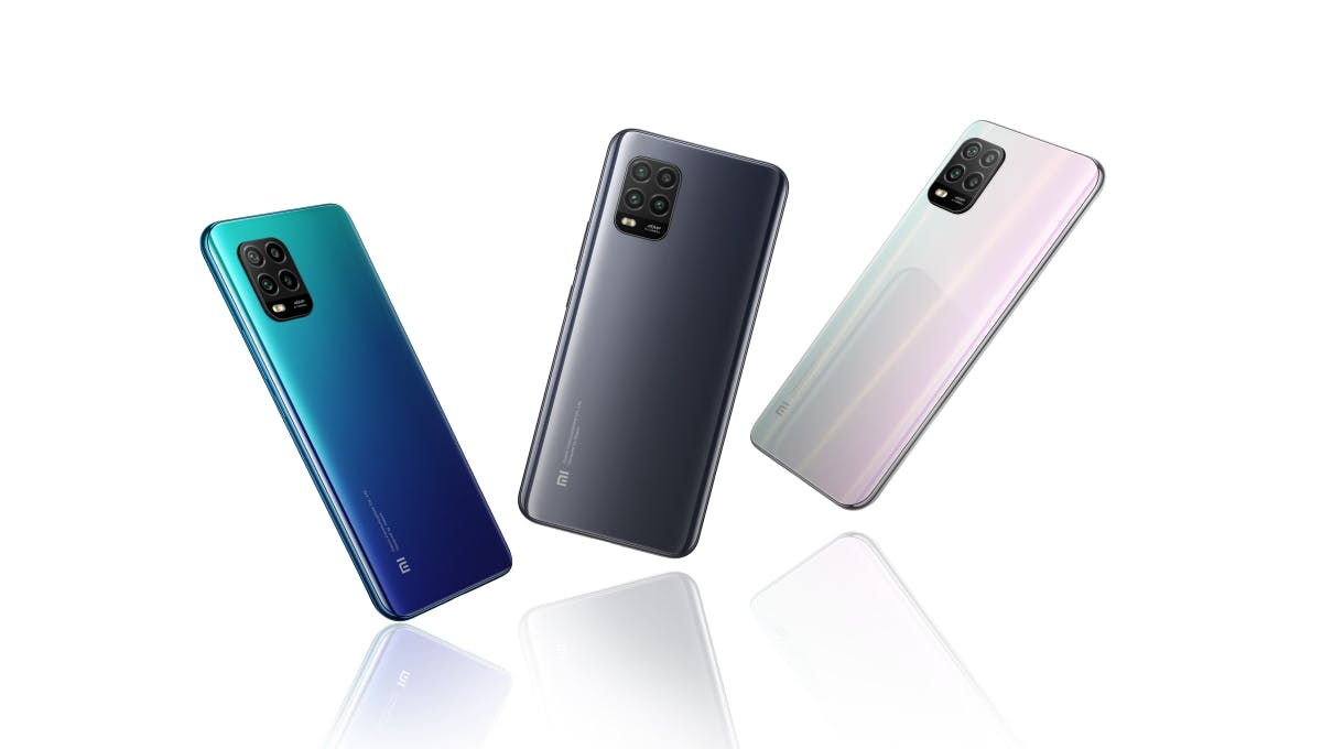 5G für alle – Xiaomi Mi 10 Lite 5G startet für unter 350 Euro in Deutschland