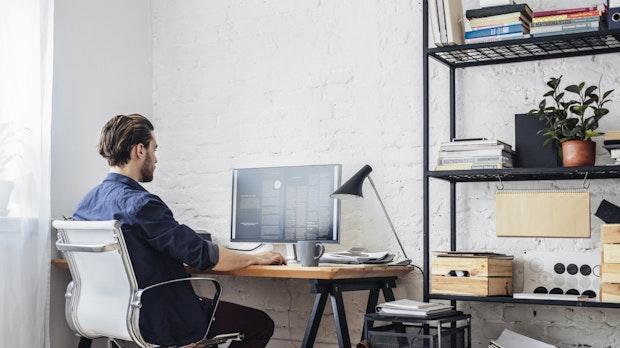Muss ich im Homeoffice meinen privaten PC nutzen?