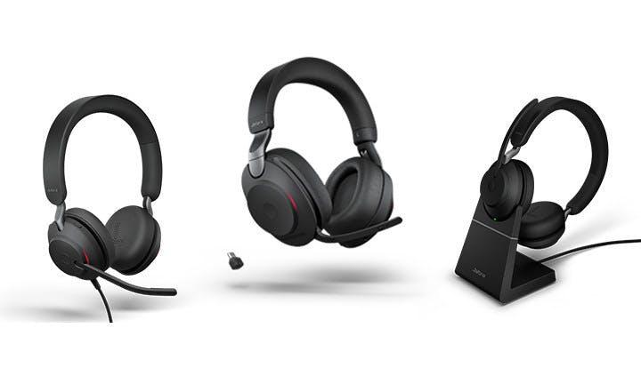 Neue ANC-Headsets von Jabra: Evolve-2-Reihe soll für Ruhe im Homeoffice sorgen
