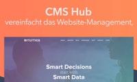 """Hubspot bringt eigenes CMS-System """"CMS Hub"""" an den Start"""