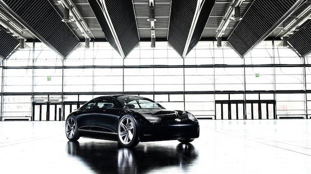 Hyundai: Limousine Ioniq 6 kommt angeblich 2022 auf den Markt