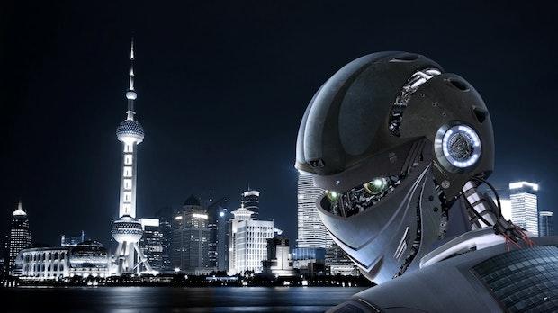 Künstliche Intelligenz in China: In 10 Jahren zum Weltmarktführer?