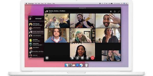 Facebook veröffentlicht Messenger-App für Windows und Mac